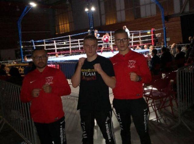 Compétition de boxe anglaise saison 2019-2020