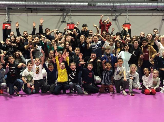 Club de boxe anglaise et aéroboxe les Boxeurs Burgiens à Bourg-en-Bresse