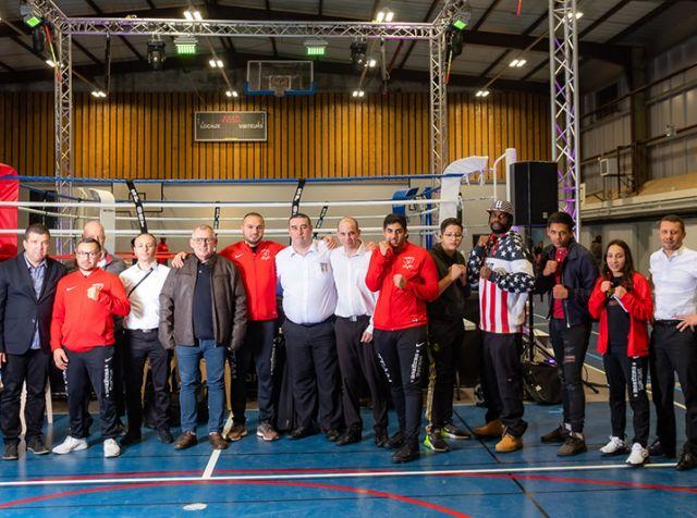 Photo du club de boxe les Boxeurs Burgiens, club de boxe à Bourg-en-Bresse et Coligny